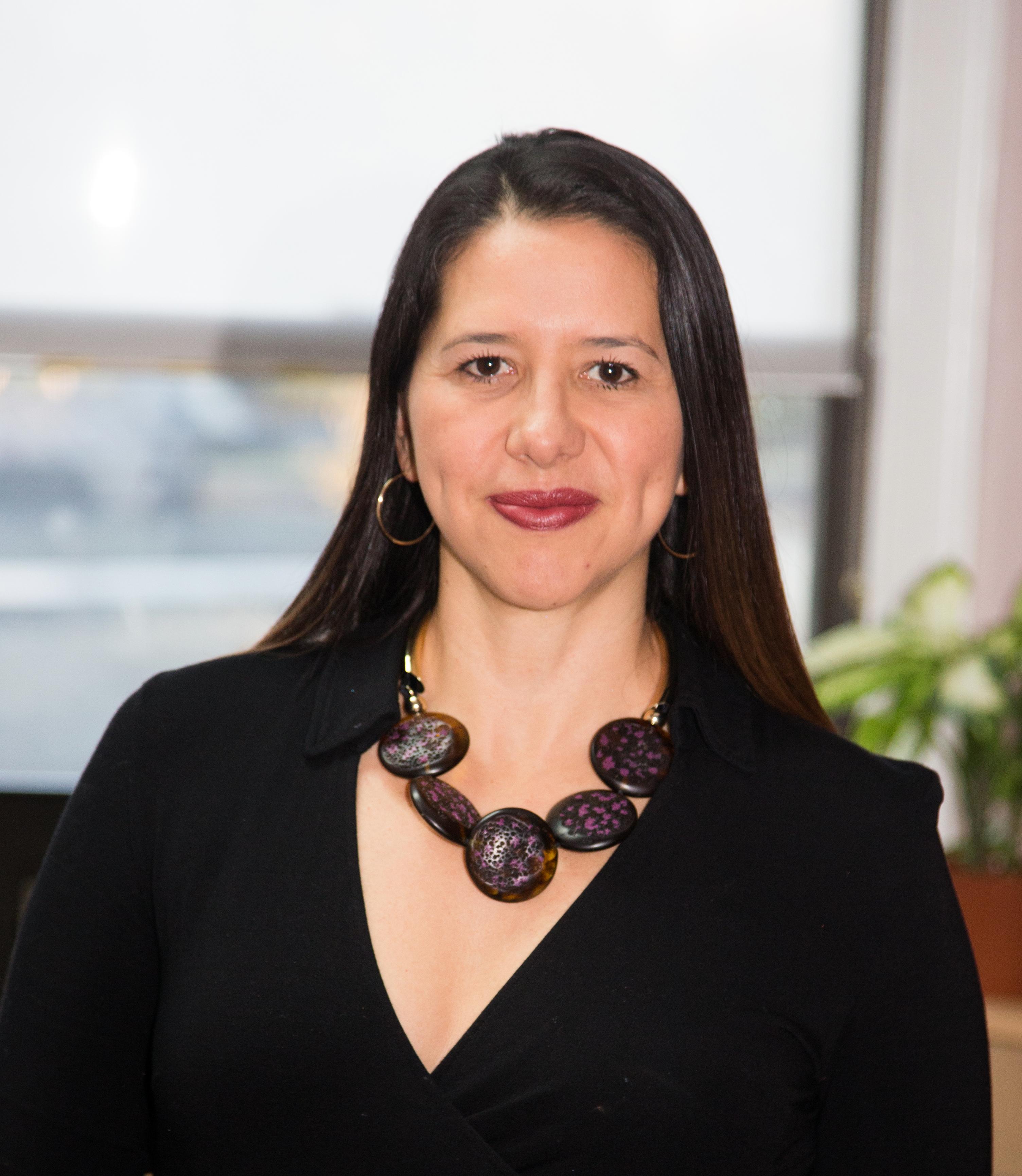Diana Martinez president of SMBN Mexico